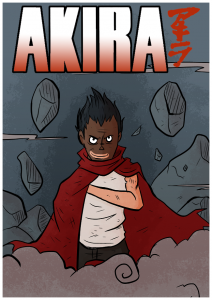 """Blackface """"Akira"""" Confuses, Offends All Equally"""
