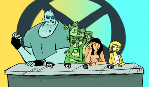X-Factor Judges