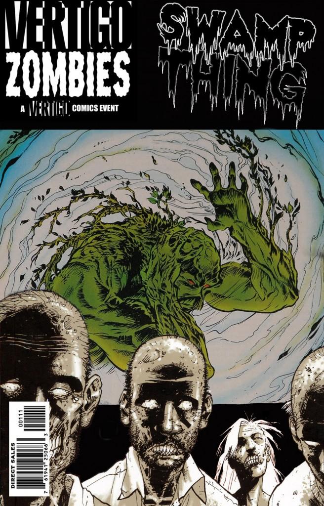 Vertigo Zombies: Swamp Thing
