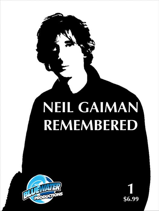 Neil Gaiman Remembered #1 Cover