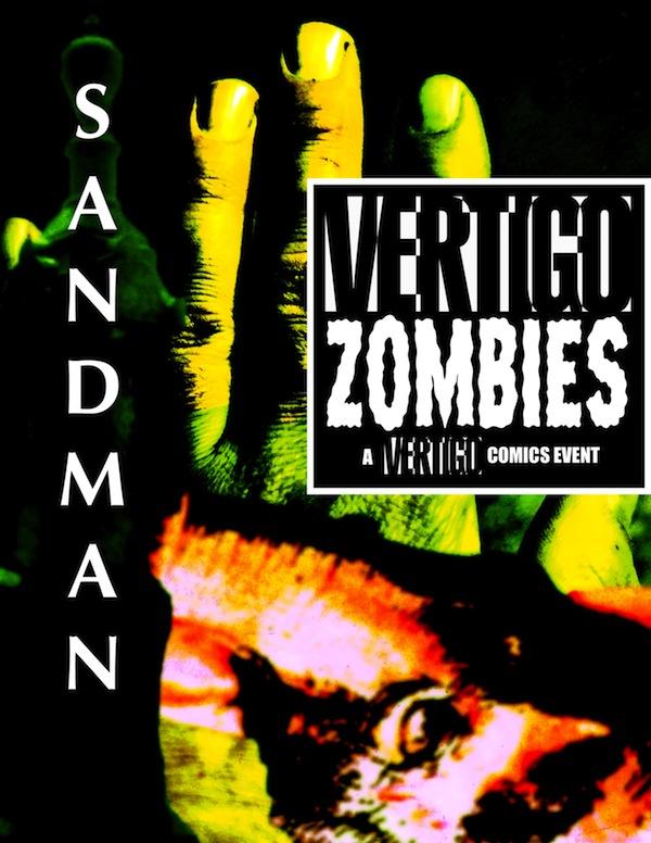 Vertigo Zombies: Sandman