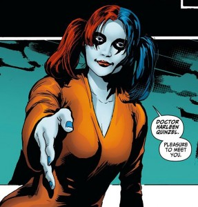 harleen image from Suicide Squad #9