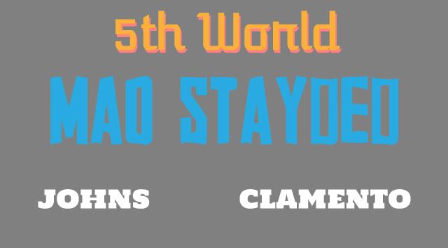 5th World Mao Stayded Teaser