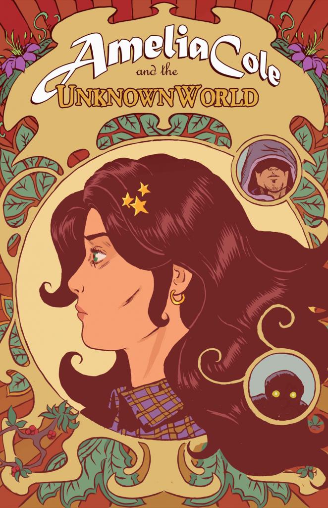 Amelia Cole #2 Cover