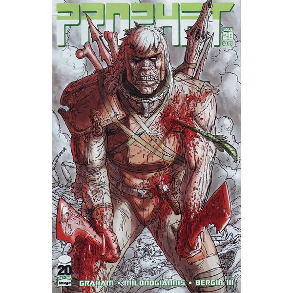 Prophet #28 Cover