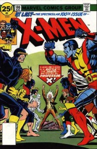 X-men Cover