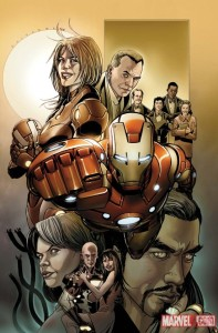 Iron Man 500.1 cover