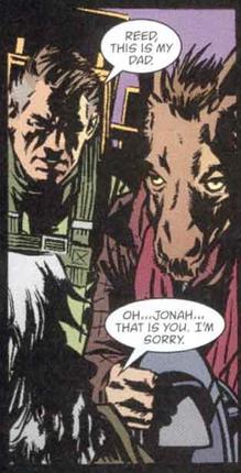 And JJJ becomes a jackass man.